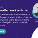 Le succès de la 5G repose sur la perfection de la QoE